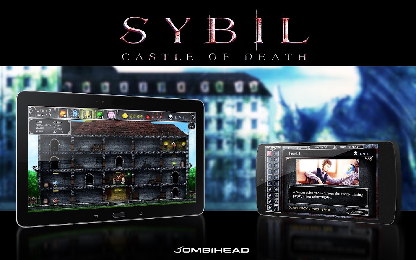 Sybil: Castle of Death Screenshot 15