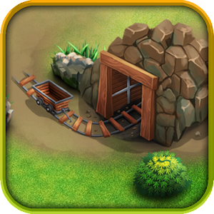 Cover art Clicker Mine Idle Tycoon