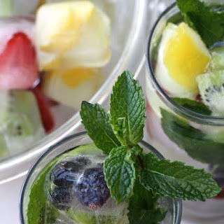 Fruit Spritzers Recipes
