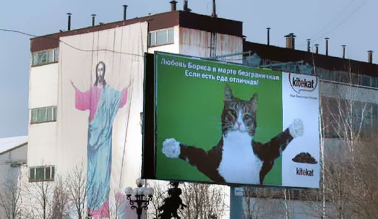 The Messiah's Cat