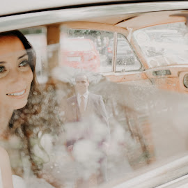 The Look Of LOVE :)  by Kaspars Sarovarcenko - Wedding Bride ( wedding photographer limerick )