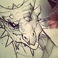 Download How to draw a dragon APK on PC
