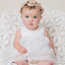 Cutie by Helena Lindgren - Babies & Children Child Portraits