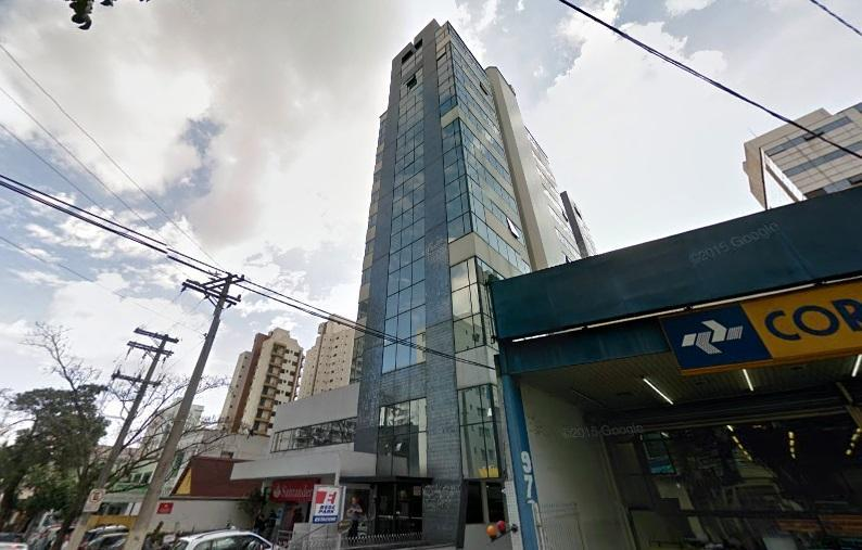 Sala à venda, 49 m² por R$ 466.165 - Moema - São Paulo/SP