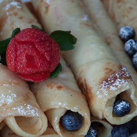 pancakes by Michelle Hebert - Food & Drink Candy & Dessert (  )