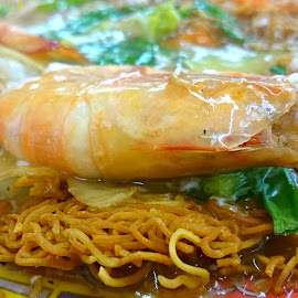 Sang Har Yee Mee by Jo-Ann Tan - Food & Drink Plated Food