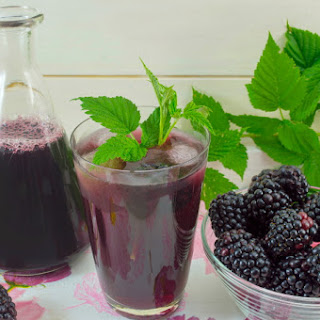 Blackberry Vinegar Recipes