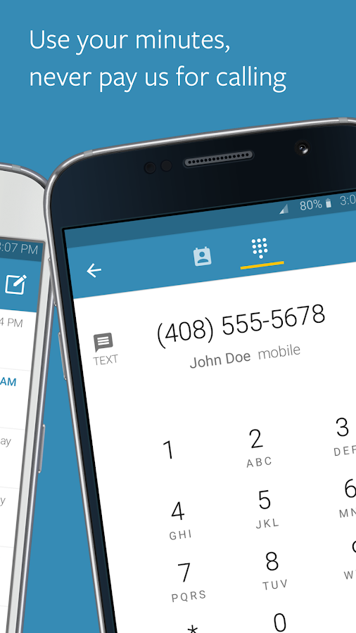 Sideline – 2nd Phone Number Screenshot 3