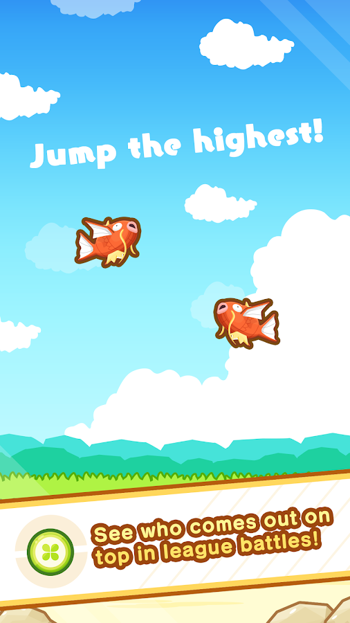 Pokémon: Magikarp Jump Screenshot 2