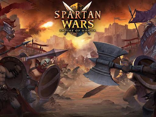 Spartan Wars for Tango - screenshot
