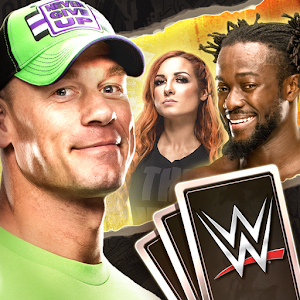 WWE SuperCard – Multiplayer Card Battle Game Online PC (Windows / MAC)