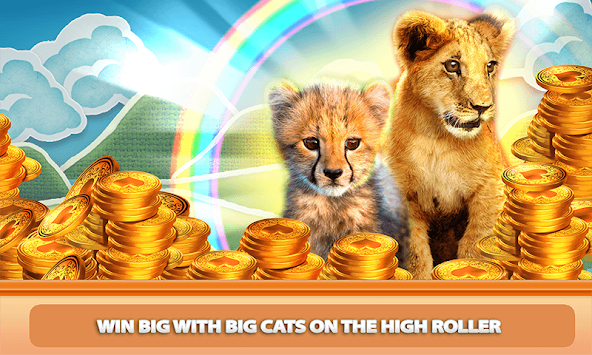 Casino Kitty Free Slot Machine APK screenshot thumbnail 5