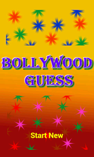 Bollywood Guess - screenshot