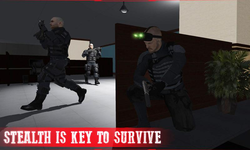 Secret Agent Stealth Spy Game Screenshot 3