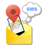 SMS to Locate Icon