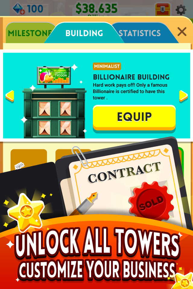 Cash, Inc. Money Clicker Game & Business Adventure Screenshot 4