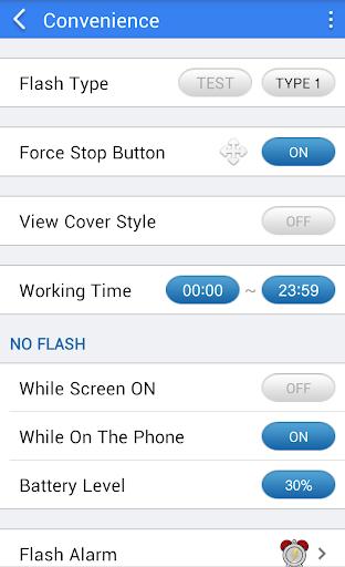 Flash Notification 2 screenshot 4