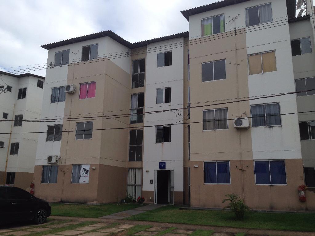 Apartamento residencial à venda, Centro, Marituba - AP0278.