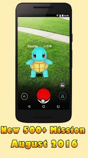 Guide For Pokemon Go Pro - screenshot