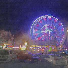 by Judson Resch - City,  Street & Park  Amusement Parks