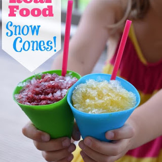 Snow Cones Recipes
