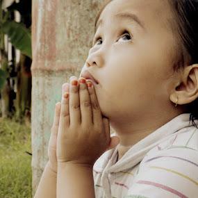 hope by Agus Rahiem - Babies & Children Children Candids