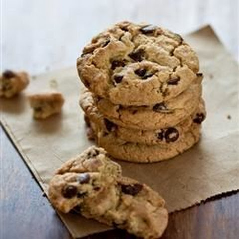Award-Winning Soft Chocolate Chip Cookies