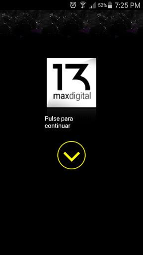 13 MAX Television Corrientes screenshot 1
