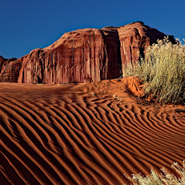 Monument Valley-1 by Kevin Whitaker - Landscapes Deserts ( monument valley, utah, indian, travel, landscape )