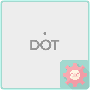 Dot Talk - Gray ????