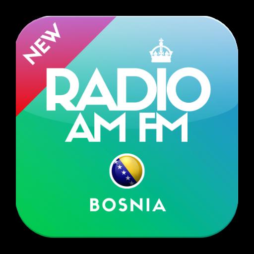 Android aplikacija Bosnia FM AM Radio na Android Srbija