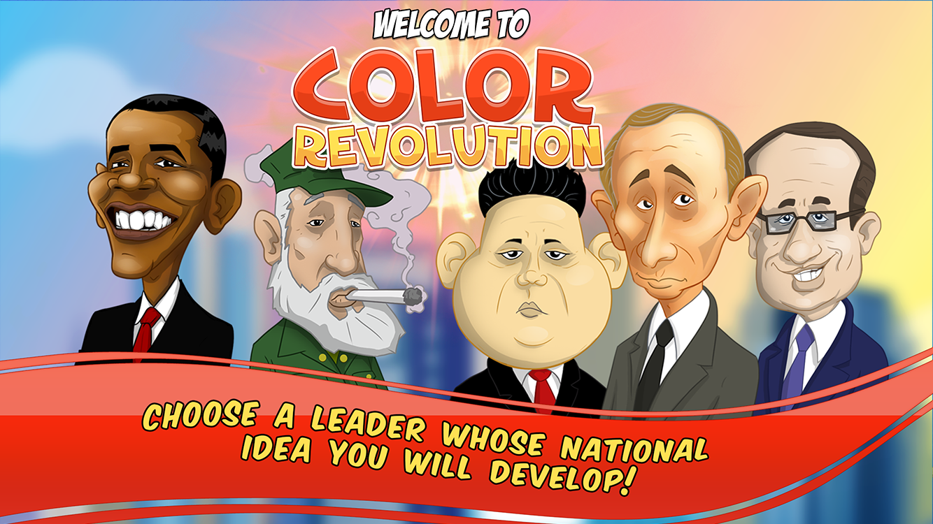 Strategy Color Revolution Screenshot 7