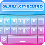 Glass Keyboard Theme 2.0 Apk