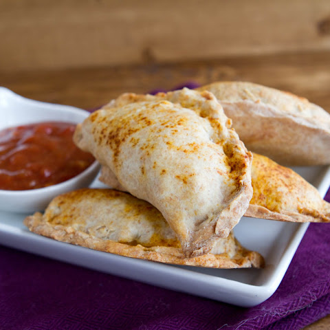 Chipotle Black Bean and Sweet Potato Empanada