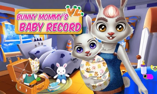 Bunny Mommy's Baby Record - screenshot