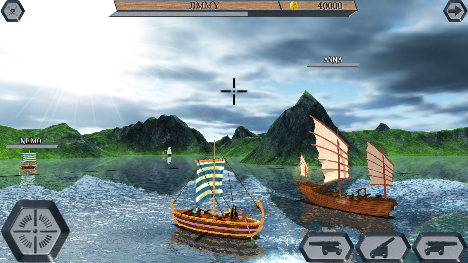 World Of Pirate Ships Screenshot 2