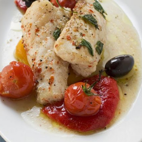 Mediterranean Monkfish Tail Fillet