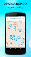 Screenshot of Save 60% on your parking