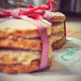Easter biscuits by Nikki Kitley - Food & Drink Cooking & Baking ( easter biscuits, food, baking, homemade, teatime )