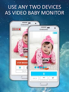 Baby Monitor Mobile Free- screenshot thumbnail