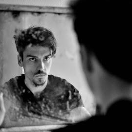 Logotherapy ... by Boricic Goran - People Portraits of Men ( ja )