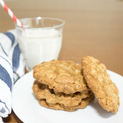 Outstanding Oatmeal Cookies