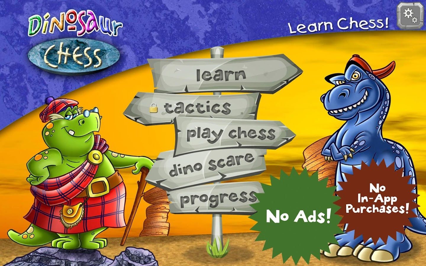Dinosaur Chess: Learn to Play! Screenshot 5