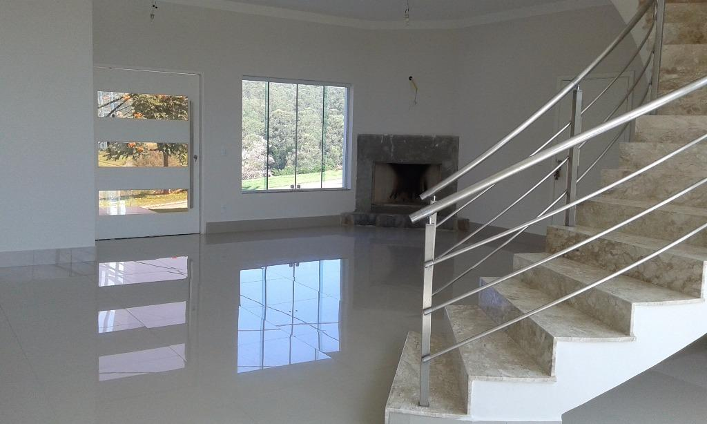 Casa 4 Dorm, Serra dos Lagos, Cajamar (CA1057) - Foto 3