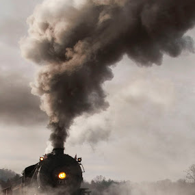 by Donna Neal - Transportation Trains