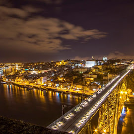 Porto by Katarzyna Najderek - Buildings & Architecture Bridges & Suspended Structures