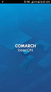 Comarch BeacON - screenshot