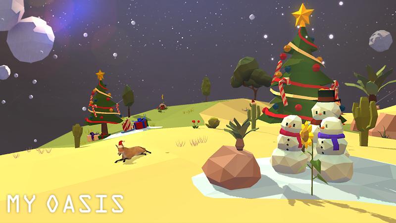 My Oasis - Calming and Relaxing Incremental Game Screenshot 9