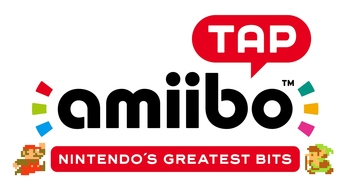 amiibo tap: Nintendo's Greatest Bits - box art