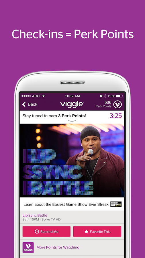 Viggle Screenshot 2